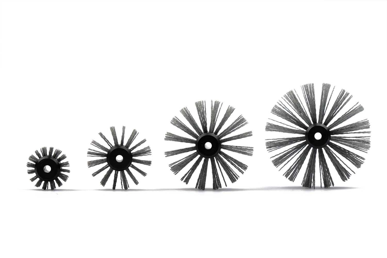 Hartmetallbürste, verschiedene Durchmesser