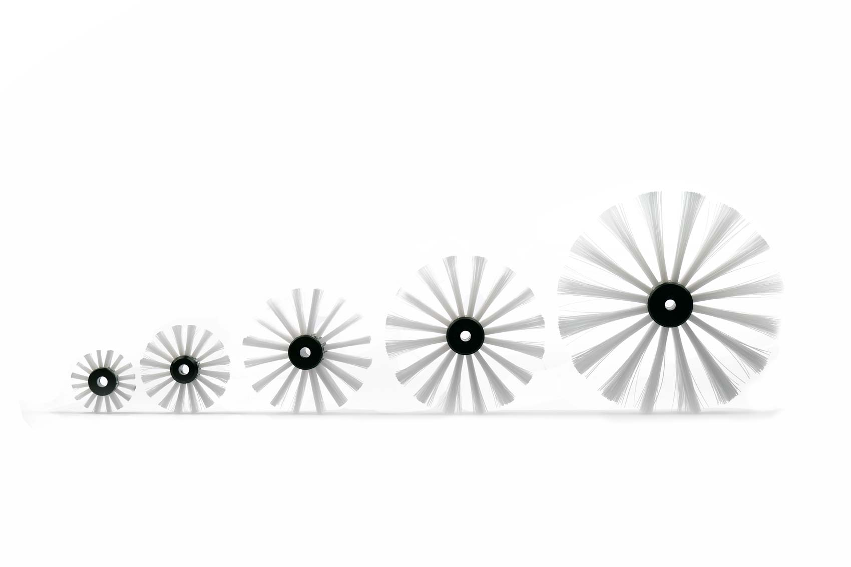 Beschichtungsbürste Pro, verschiedene Durchmesser