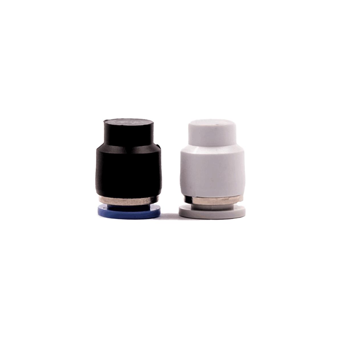 Schlauchverschlusskappen in Farbe, 8 mm
